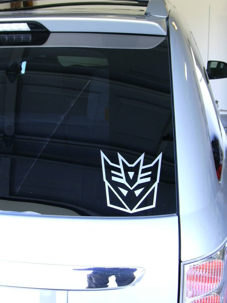 Design your car sticker - Get Started Looking For Your Window Decal Now