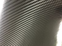 Glossy Carbon Fiber Decal Material