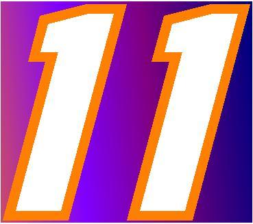 NASCAR Number 11
