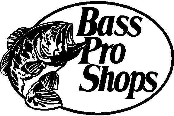 Bass Pro Shops Decal Sticker 01