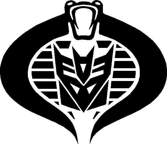 Cobra Decepticons Logo Tattoo Ideas Pinterest