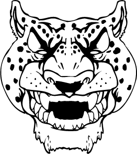 Pics For Cheetah Face Coloring Page