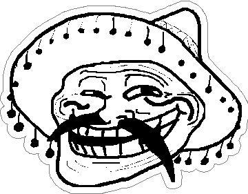 Troll Face Happy - WeSharePics