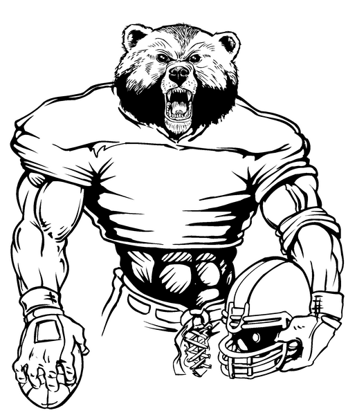 ucla logo coloring pages - photo#27
