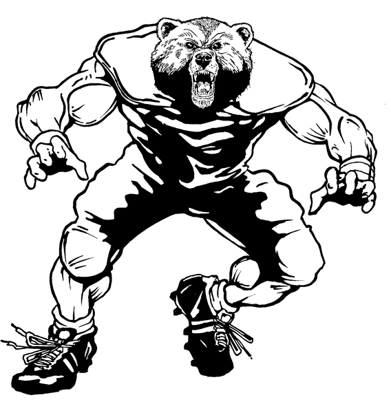 ucla logo coloring pages - photo#29
