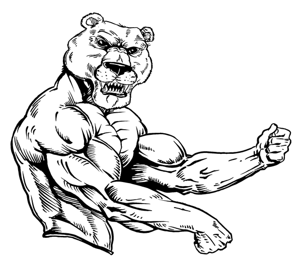 chicago cubs mascot coloring pages - photo#30