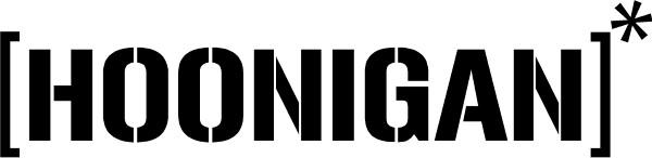 Ken block hoonigan decal sticker 11 - Hoonigan logo ...