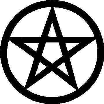 The Awesome Pentagram Or Star